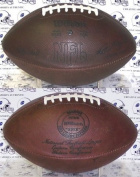 Creative Sports Enterprises WILSON-F1250 Wilson Official NFL Football - Throwback The Duke
