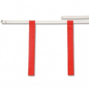 Flag-A-Tag Adjustable Flag Belts - Red