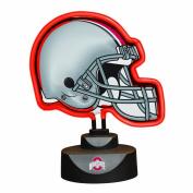 TMC COL-OSU-893 Neon Helmet Lamp-Ohio State