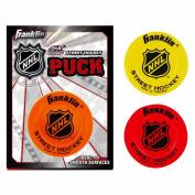 Franklin NHL Street Hockey Extreme Colour Puck