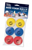 Mylec Mini Foam Ball (6-Pack)