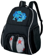 DOLPHIN Ball Backpack Dolphins Soccer Ball Bag Basketball Backpacks