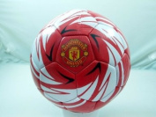 MANCHESTER UNITED FC OFFICIAL SIZE 5 SOCCER BALL - 091