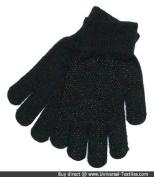 Adults Black magic gripper glove
