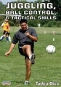 Championship Productions Juggling, Ball Control, and Tactical Skills DVD