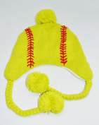 Softball Knit Hat