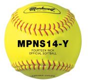 Markwort 35.6cm Synthetic Cover Softball