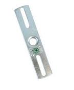 Orrco (Jandorf) 60204 Flat Crossbar 10.2cm 0.3cm Ip Pk/1