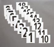 Hip Numbers 1 - 9