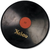 Nelco Official 1.6K Black Rubber Discus