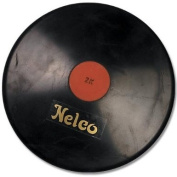 Nelco Official 2K Black Rubber Discus