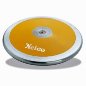 1.6 kg Track & Field Discus - Premier Gold Low Spin