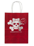 Gift Bag Volleyball Red