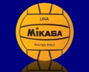 Mikasa Training Water Polo Ball - Size 1