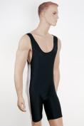 Wrestling/Grappling Suit Lycra Black/White Size X LARGE