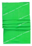 Dyna-Band Pre-Cut 3' Exercise Bands. Individual - Green