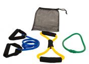 Maha Fitness 3 Stretch Cords