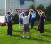 Large 6-Yard Stretchy Band