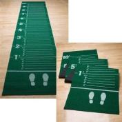 Gamecraft Carpeted Long Jump Mat