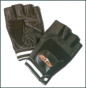 Grizzly Fitness Black Grizzly Paw Training Gloves, Small