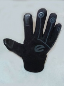 eGlove XTREME Black / Black (Extra Small) Touchscreen Gloves