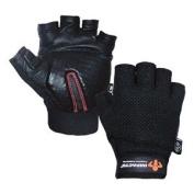 Anti-Vibration Gloves, S, Black, PR