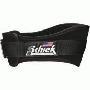 Schiek Sport 2004-M 12cm Original Nylon Belt Black Medium