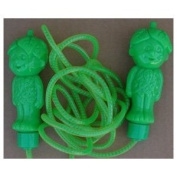 Green Giant Sprout Plastic Jumping Rope Advertising Item