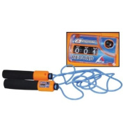 Agora Adjustable Jump Rope with Counter