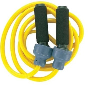 Champion Sports HR Series Weighted Jump Rope - 1.4kg.