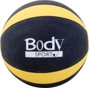 Body Sport Medicine Balls with Exercise Guide