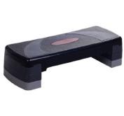 Soozier 76.2cm Aerobic Step / Fitness Stepper w/ 4 Risers