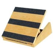 Slant Board, Adjustable Incline Calf Stretch, 27.9cm X 30.5cm , 3 Position