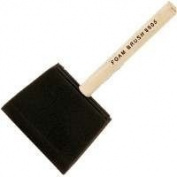 Mintcraft 850540 HIGH DENSITY FOAM BRUSH 10.2cm
