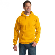 Port & Company - Pullover Hooded Sweatshirt, PC90H, Gold, XL