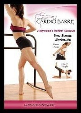 Cardio Barre: Ultimate Advanced DVD