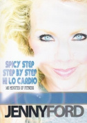 Jenny Ford Spicy Step, Step By Step, and High Low Cardio DVD