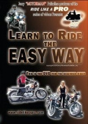 """Learn to Ride the Easy Way - DVD - Jerry """"Motorman"""" Palladino"""