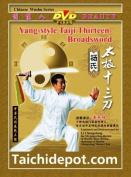 Yang Style Tai Chi 13 Broadsword (Sabre) DVD