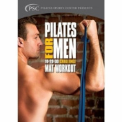 Bayview BV950 Pilates For Men 1- Challenge Mat Workout
