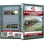 """""""A Beginners Guide To Oil Painting"""" DVD with Dan Nelson"""