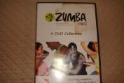 Zumba Fitness Dvd Set