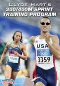 Championship Productions Clyde Hart's 200/400M Sprint Training Programme DVD