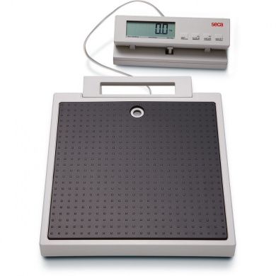 Seca Flat Scale With Remote Display