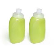 8 oz SnapFlask Bottles (2 pack) YELL