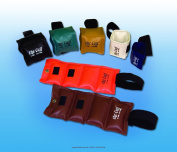 The Cuff Wrist/Ankle Weights, Wrist Ankle Weight 1.4kg,