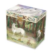 Child's Unicorn Musical Jewellery Box