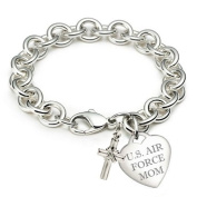 Air Force Mom Bracelet CX