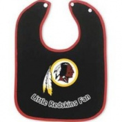 Washington Redskins Two-Toned Snap Baby Bib