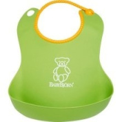 Soft Bib in Green by Baby Bjorn |